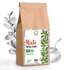 Origeens organic certified mate