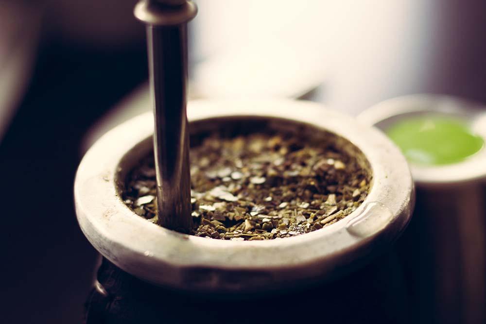 Acier inoxydable maté café thé Bombilla filtre à paille cuillère à boire Accueil