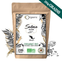 Salma decafeinated 250g coffee beans