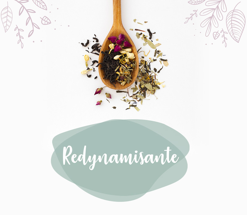 recette infusion redynamisante